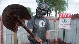 getlinkyoutube.com-Can a SHOVEL kill a ZOMBIE?