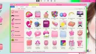 getlinkyoutube.com-Cambiar iconos de las carpetas (Sin programas)