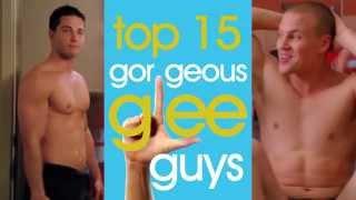 getlinkyoutube.com-Top 15 Gorgeous Glee Guys Part 4 (1080p HD )