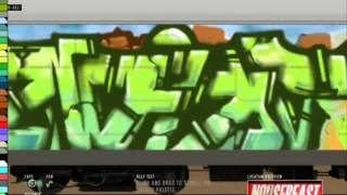 getlinkyoutube.com-NouseBeast | Graffiti Studio 2.0 | HBK.