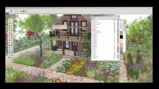 getlinkyoutube.com-Rendering Trees For SketchUp