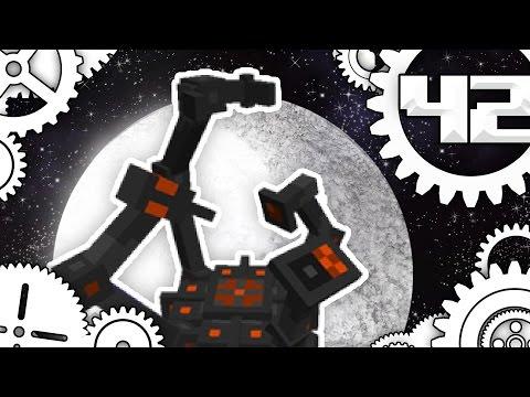Galacticraft S2 #42   NASA WERKBANK!?  ♦ Let's Play Galacticraft S2