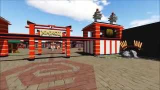 getlinkyoutube.com-NINJAGO Ninjaland - LEGOLAND 2016