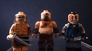 getlinkyoutube.com-Custom Lego Outlast Minifigures: Chris Walker, Richard Trager, and Eddie Gluskin