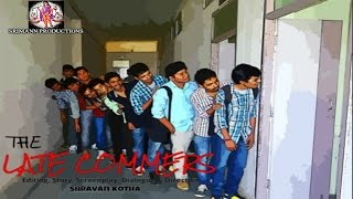getlinkyoutube.com-THE LATE COMERS - A Telugu Comedy Short Film 2015