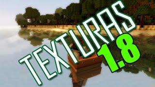 getlinkyoutube.com-Descargar Pack de 5 texturas para Minecraft 1.8 y 1.8.1 | En español! [2014]