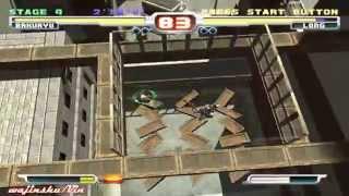 getlinkyoutube.com-[PCSX2] Bloody Roar 3 [Bakuryu the Mole Story Mode]