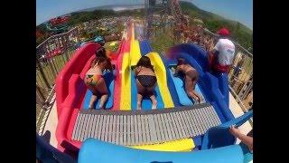 getlinkyoutube.com-Very fast water slide at Wild Waves