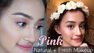 getlinkyoutube.com-Tutorial Makeup Natural dan Fresh | Indonesia | Nadya Aqilla