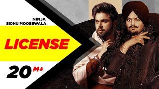 getlinkyoutube.com-License (Full Video Song)   Ninja   Latest Punjabi Song 2016   Speed Records