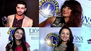 getlinkyoutube.com-Gautam,Aashka,Faisal and Roshni Receive Lions Gold Award