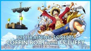 "F2P TRAINING FORESTS - ""Hawk"" with F2P Timeskip Luffy"