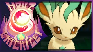 getlinkyoutube.com-How & Where to catch/get - Evolve Eevee into Leafeon in Pokemon X and Y