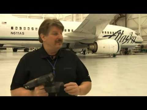 Using Radio Frequency to Inspect Airplanes