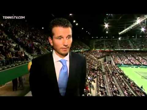Krajicek Discusses Rotterdam Success