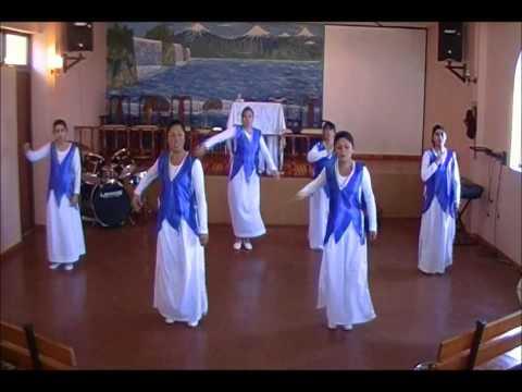 Sal Fuera - Nancy Amancio - Danza Cristiana I.A.C.P.