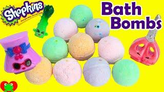 getlinkyoutube.com-Shopkins Surprise Bath Bombs