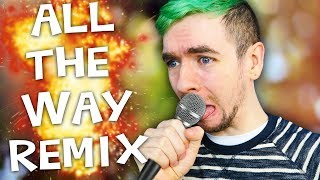 ALL THE WAY ANNIVERSARY REMIX - Jacksepticeye Songify Remix by Schmoyoho width=