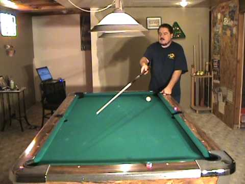 Billiard drills, English Banking