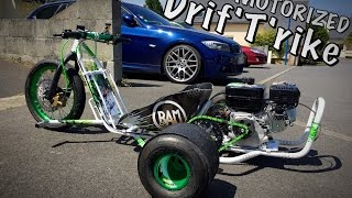 getlinkyoutube.com-MK-Motorized Drift Trike - Acrobike's 22 / Powered by Start Racing