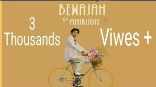 Bewajah – Full Song | Anirudh Ravichander ft. Irene | India's First Vertical Video