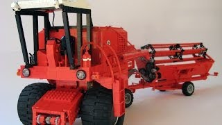 getlinkyoutube.com-Bizon Z056 in lego version by EricTrax