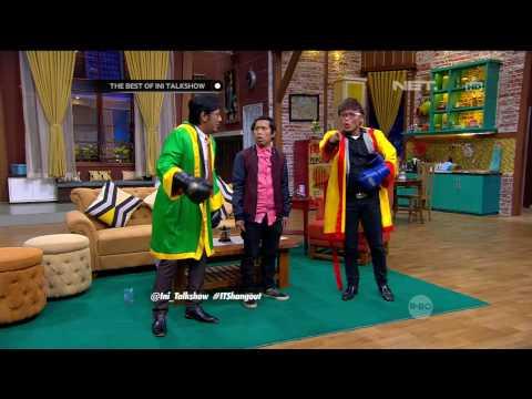The Best Of Ini Talk Show - Pertandingan Suit Andre Vs Sule, Bikin Penonton Ngakak
