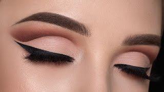 getlinkyoutube.com-Warm Cut Crease Makeup Tutorial | ABH Modern Renaissance