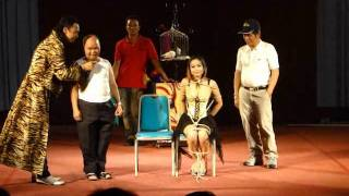 getlinkyoutube.com-Gypsy Rope Magic by Seamanmagician