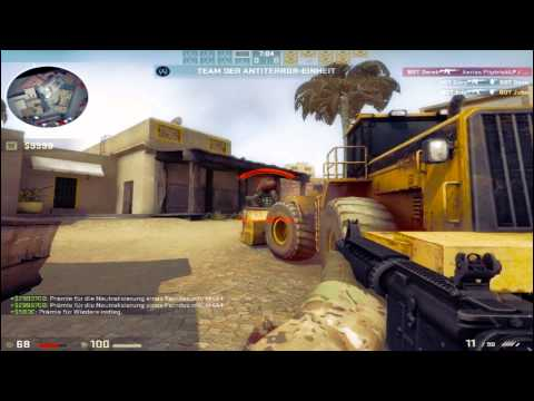 Cs:Go (Topic)Neues Mic + Mapvorstellung (Cod2 Map Toujane) (German Hd)