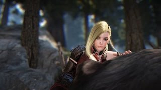 getlinkyoutube.com-Black Desert Online Ultra Settings Little Village in Forest