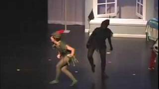 getlinkyoutube.com-Peter Pan and the Shadow Ballet