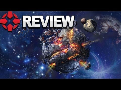 IGN Reviews - Super Stardust Delta - Game Review