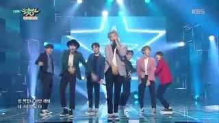 getlinkyoutube.com-[HIT] 뮤직뱅크 - 방탄소년단, '흥탄소년단'+'아이 니드 유' 두 가지 매력 20150501