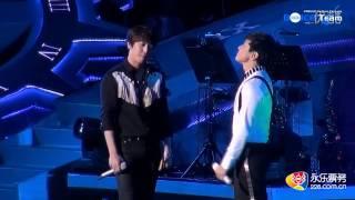 getlinkyoutube.com-[Vietsub] YongHwa ft JJ Lin - Practice Love + Checkmate @JJ Lin GWT in Beijing {BOICE Team}