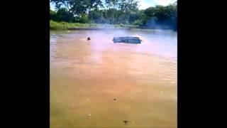 getlinkyoutube.com-Troller na água em Cuiabá - Marcelo Roder pilotando