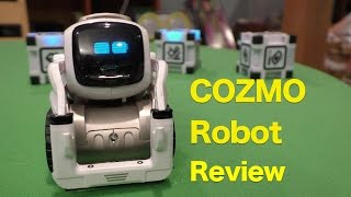 getlinkyoutube.com-Cozmo Robot by Anki, FULL Review. This Will Change Things...