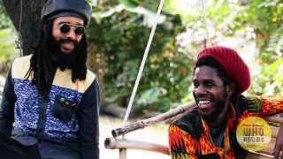 Protoje & Chronixx On meeting & the making of  Who Knows
