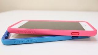 getlinkyoutube.com-Best iPhone 6 Plus Protection? RhinoShield Crash Guard Bumper and Screen Protector