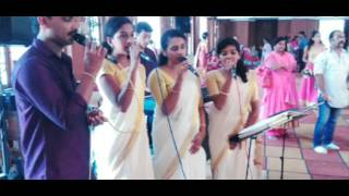 Orthodox Wedding song by Roy John Puthur