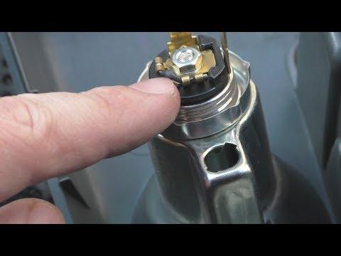 Ремонт прикуривателя на Mitsubishi Lancer 9, своими руками.