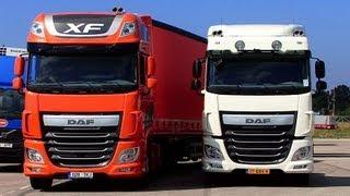 getlinkyoutube.com-Truck Motors - Uus DAF XF 2013