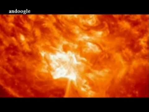 AMAZING MASSIVE SOLAR ERUPTION!!! EXTREMELY CLOSE LOOK!!!