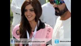 getlinkyoutube.com-HH Shaikha Mahra Bint Mohammed Bin Rashid Al Maktoum M1 (Official)