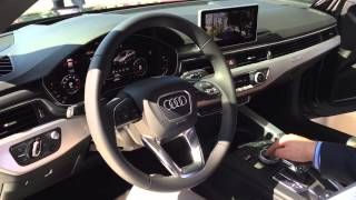 getlinkyoutube.com-All New Audi A4 B9 Google Street view
