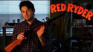 getlinkyoutube.com-Daisy Red Ryder BB Gun - Review