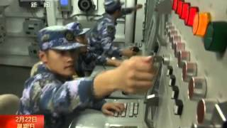getlinkyoutube.com-战场角逐 砺剑西太平洋 (上) Chinese Navy Exercises in West Pacific Ocean (Part 1)