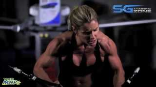 getlinkyoutube.com-Chest and Back Exercises with Sarah Grace