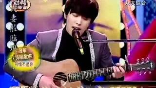 getlinkyoutube.com-[SJF Vietsub + Kara] 110517 Sungmin - Sadly, it's not you (Entertainment show - SJM)