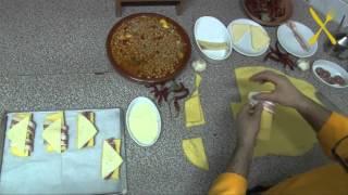 RIcettario - terza puntata - La polenta in crosta